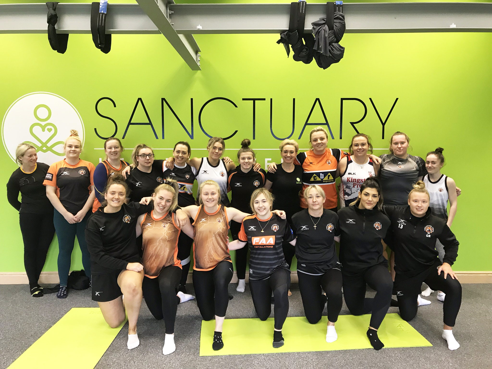 Sanctuary Health & Wellbeing